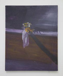 No.4 acrylic on canvas 51 x 41cm