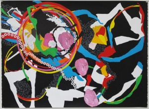 Collage - no.3 - 76 x 57