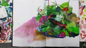 Sketch book 17/18