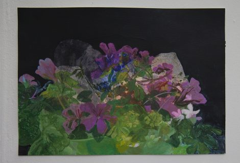 Recent Paintings on Paper